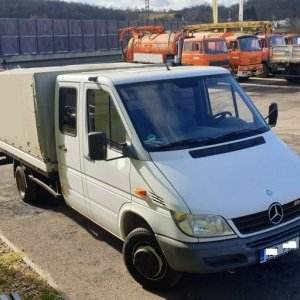 foto 4.6t, 6person MB Sprinter 411 CDI 2.2